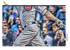 Kris Bryant Chicago Cubs Carry-all Pouch