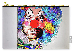 Kristoff The Creepy Clown Carry-all Pouch