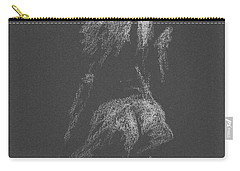Kroki 2015 09 26 _3 Figure Drawing White Chalk Carry-all Pouch