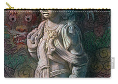 Kuan Yin Dragon Carry-all Pouch