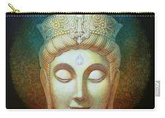 Kuan Yin's Light Carry-all Pouch