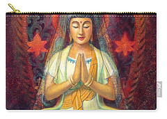 Kuan Yin's Prayer Carry-all Pouch