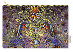 Kundalini  Carry-all Pouch by Harsh Malik