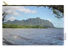 Kuoloa 1 Mountain Range Carry-all Pouch