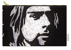 Kurt Kobain Carry-all Pouch