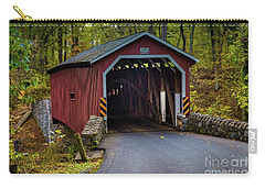 Kurtz Mill Covered Bridge Carry-all Pouch