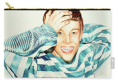 Kyle's Smile Or Fragile X Stressed Carry-all Pouch