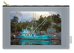 Carry-all Pouch featuring the photograph Kylie Lynn by Thom Zehrfeld