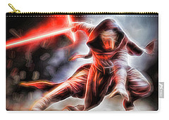Kylo Ren I Will Fulfill Our Destiny Carry-all Pouch