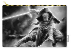 Kylo Ren Nothing Will Stand In Our Way Carry-all Pouch