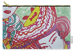 Kyoto Japan  Carry-all Pouch by Don Koester