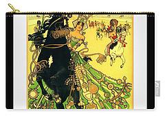 L Hippodrome 1905 Parisian Art Nouveau Poster II Manuel Orazi 1905 Carry-all Pouch