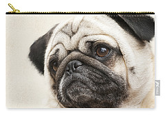 L-o-l-a Lola The Pug Carry-all Pouch