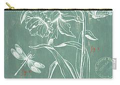 La Botanique Aqua Carry-all Pouch