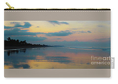 la Casita Playa Hermosa Puntarenas - Sunrise One - Painted Beach Costa Rica Panorama Carry-all Pouch
