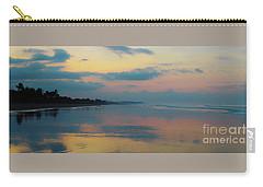 la Casita Playa Hermosa Puntarenas - Sunrise One - Painted Beach Costa Rica Panorama Carry-all Pouch