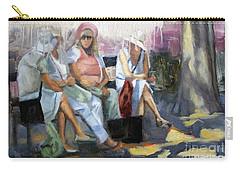 La Conversation Carry-all Pouch