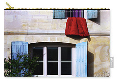 La Courtepointe Rouge Carry-all Pouch