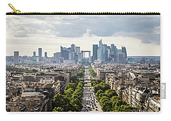La Defense Paris Carry-all Pouch