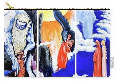 La Divina Commedia Carry-all Pouch