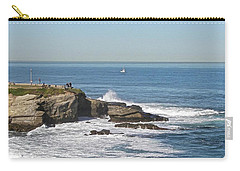 La Jolla Coves Carry-all Pouch