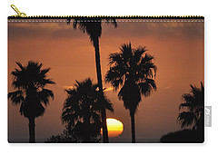 La Jolla Sunset Carry-all Pouch