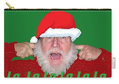 La La La Christmas Carry-all Pouch