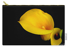 Carry-all Pouch featuring the photograph la Lilly by Debra Crank
