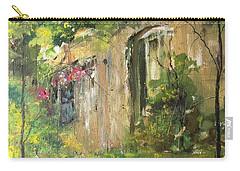 La Maison Est O Le Coeur Est Home Is Where The Heart I Carry-all Pouch