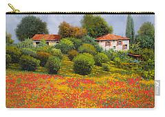 La Nuova Estate Carry-all Pouch by Guido Borelli