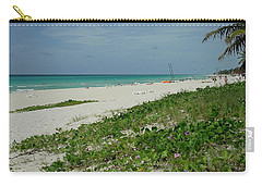 La Playa Mas Hermosa Carry-all Pouch