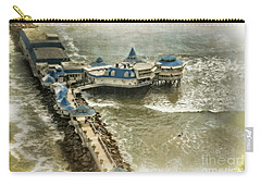 Carry-all Pouch featuring the photograph La Rosa Nautica - Peru by Mary Machare