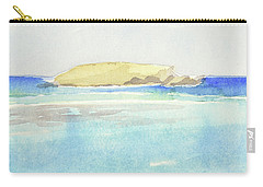 La Tortue, St Barthelemy, 1996 100x60 Cm Carry-all Pouch