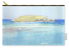 La Tortue, St Barthelemy, 1996_0046 60x35 Cm Carry-all Pouch