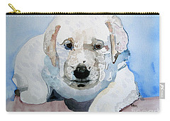 Lab Puppy Carry-all Pouch