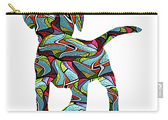 Lab Puppy Spirit Glass Carry-all Pouch