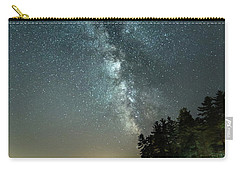 Labor Day Milky Way In Vacationland Carry-all Pouch by Patrick Fennell
