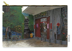 Labor Of Love II Carry-all Pouch by Belinda Low
