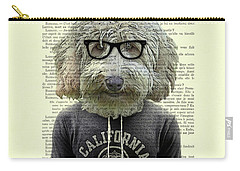 Labradoodle Carry-All Pouches