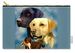 Labrador Retrievers Carry-all Pouch