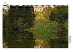 Lac De Fontaine Carry-all Pouch