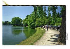 Lac De Genval Carry-all Pouch