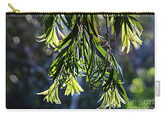 Lacey Leaves Carry-all Pouch