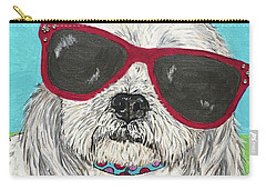 Laci With Shades Carry-all Pouch