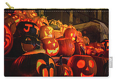 Laconia Pumpkin Festival Graphic Design 2 Carry-all Pouch