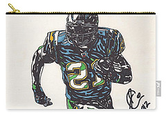 Ladainian Tomlinson 1 Carry-all Pouch