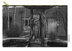 Ladies In Freezing Water Carry-all Pouch