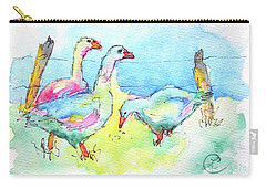 Ladies That Lunch Carry-all Pouch
