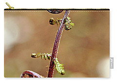 Lady Fern Spirals Carry-all Pouch