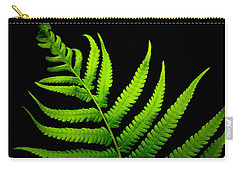 Lady Green Carry-all Pouch